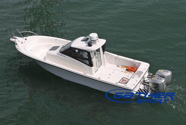 31FT FRP SPORT FISHING BOAT GS309