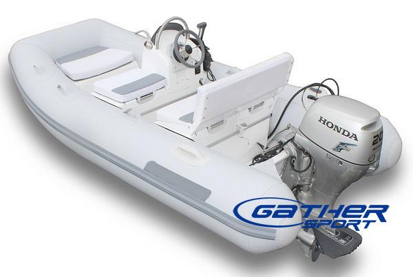 3.3M RIGID INFLATABLE BOAT RIB330B