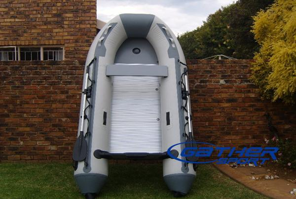 3.3M INFLATABLE ALUMINUM FLOOR BOAT GSA330