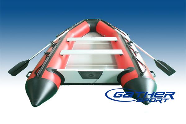 4.7M INFLATABLE ALUMINUM FLOOR BOAT GSA470