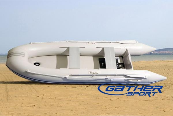 3.3M INFLATABLE AIR FLOOR BOAT GSM330