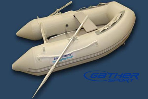 2.7M INFLATABLE PLYWOOD FLOOR BOAT GSP270