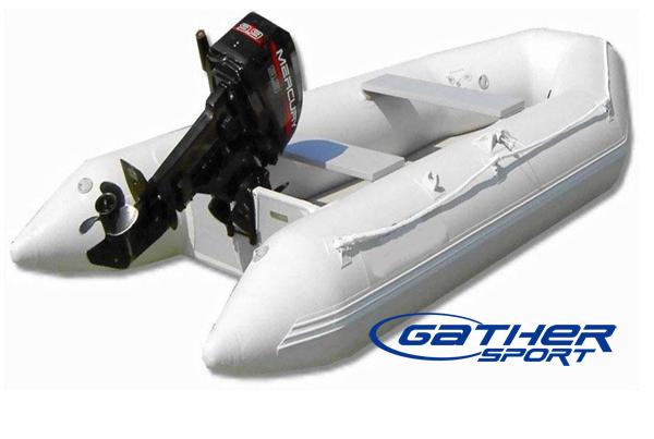 3.3M INFLATABLE PLYWOOD FLOOR BOAT GSP330