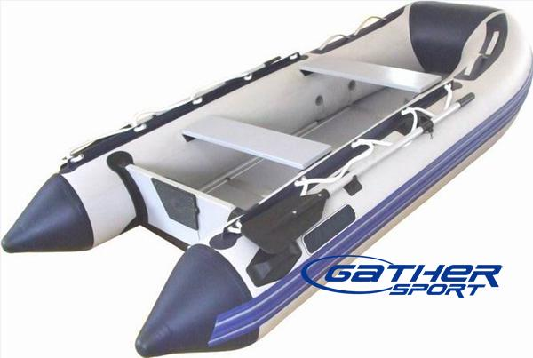 3.6M INFLATABLE PLYWOOD FLOOR BOAT GSP360