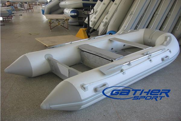 3.8M INFLATABLE PLYWOOD FLOOR BOAT GSP380