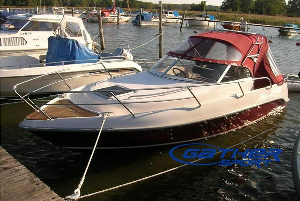 GATHER 23FT FRP CRUISER BOAT
