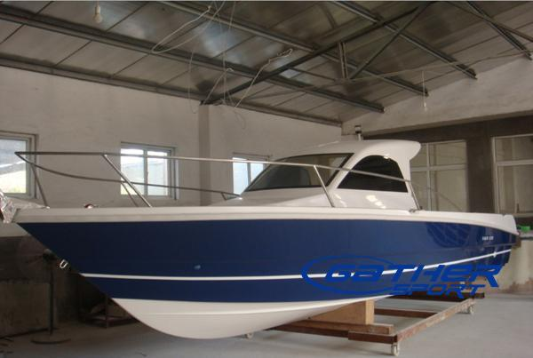 27.8FT FRP SPORT FISHING BOAT GS278