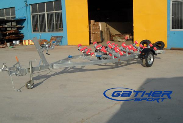 GATHER FRP BOAT TRAILER