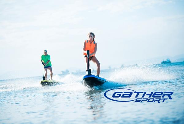 GATHER 4STROKE 150CC POWER JETBOARD